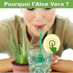 Aloes la Vie - Pourquoi l'Aloes